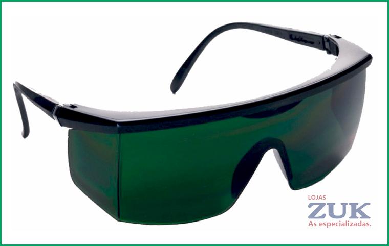 Óculos de Segurança Cayman Verde Carbografite · Visualizar Produto · ZUK  Parafusos e306cc24dc