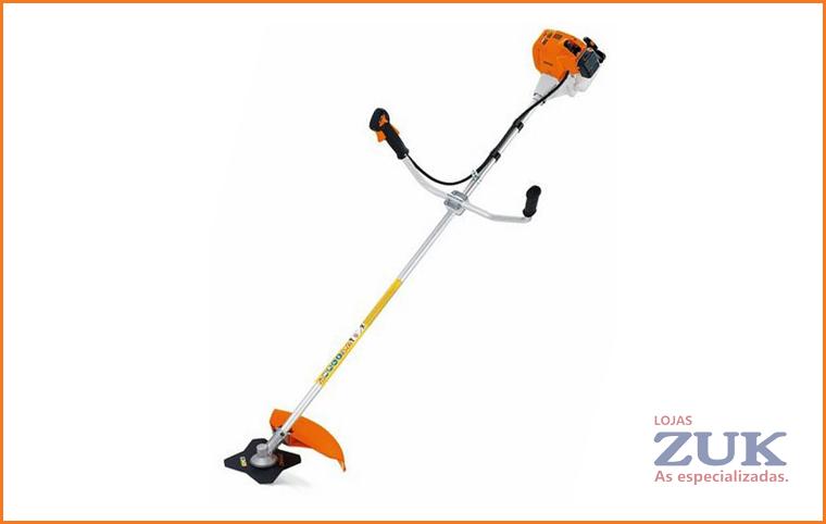 Lojas ZUK - As Especializadas - ZUK Agro - Roçadeira a Gasolina FS ... c808402816